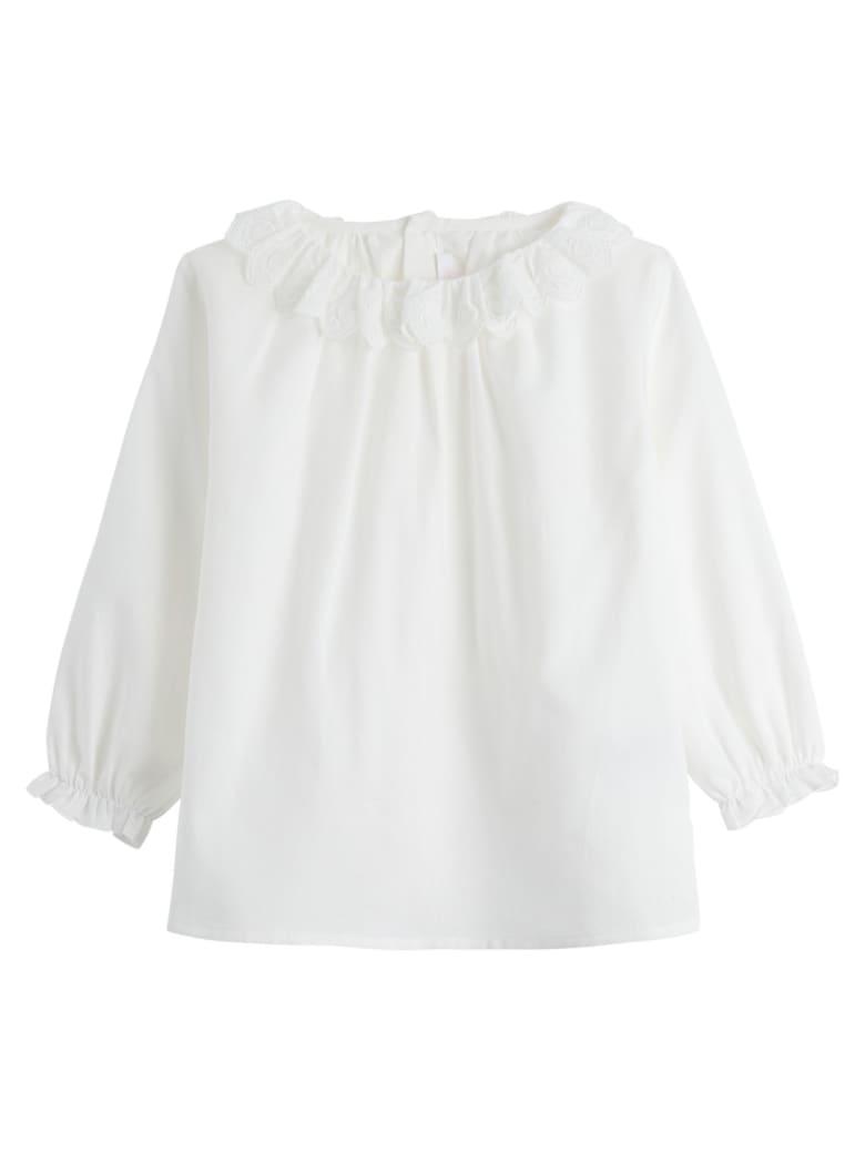 Chloé Blouse - White