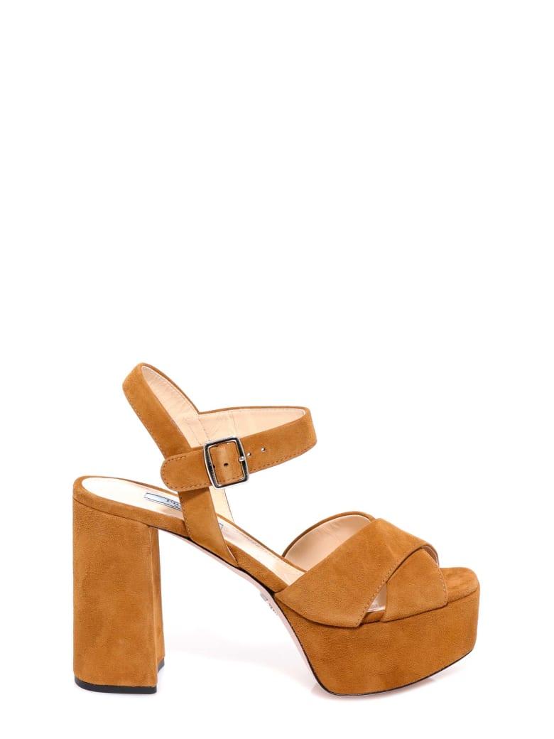 Prada Sandal - Brown