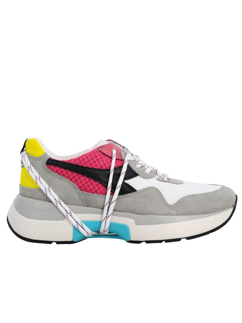 Diadora Heritage Sneakers Shoes Women Diadora Heritage - white