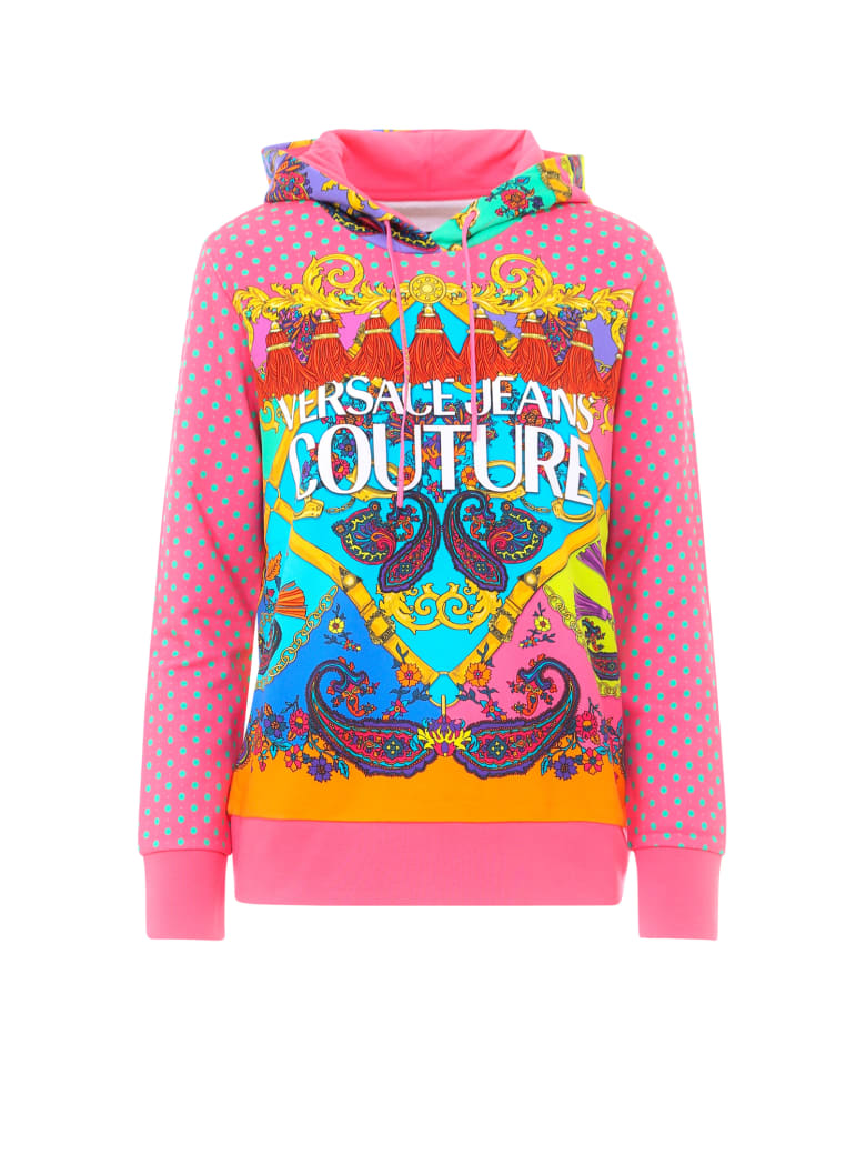 Versace Jeans Couture Sweatshirt - Pink