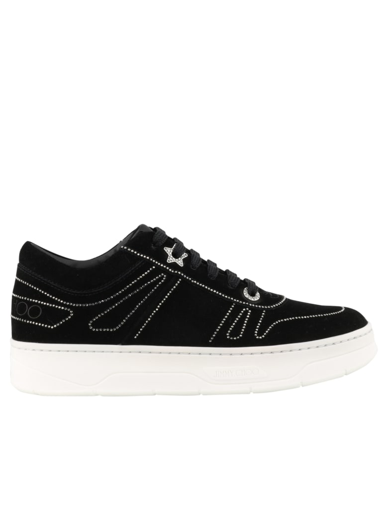Jimmy Choo Hawaii Sneakers - Black