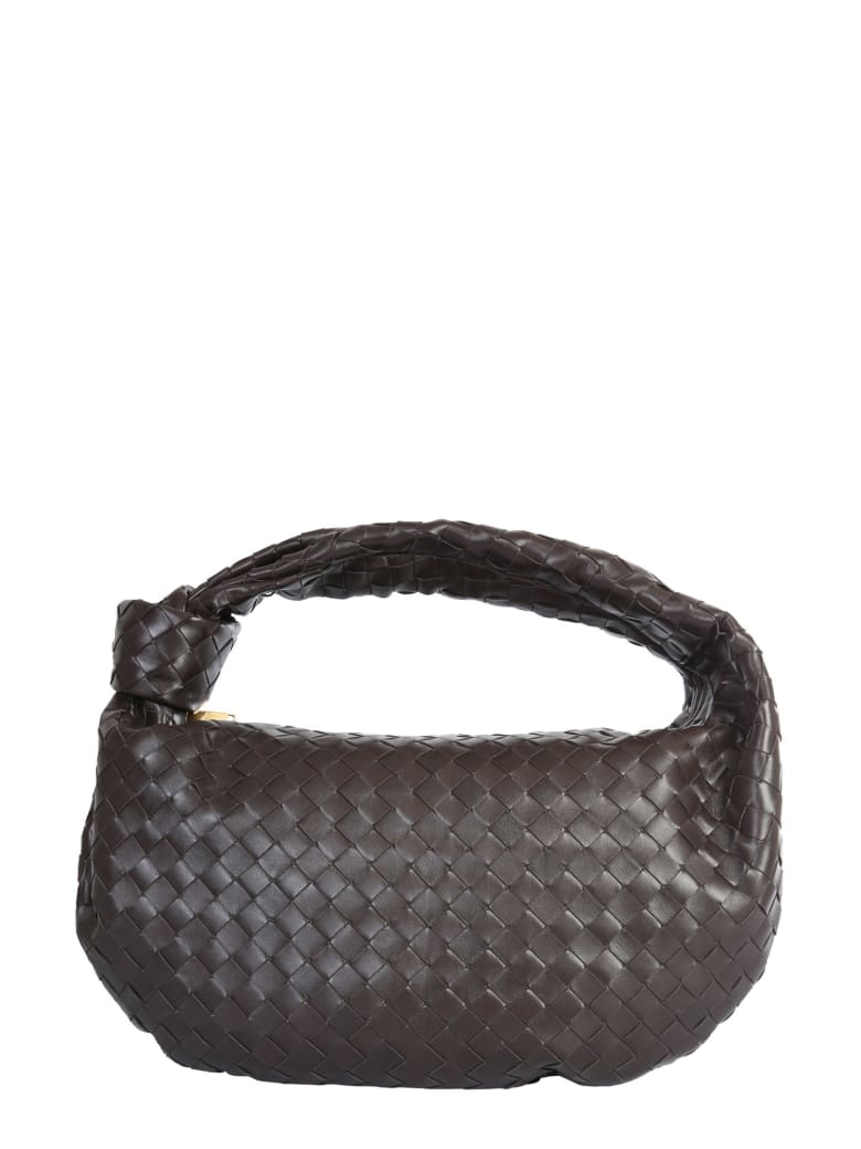 "Bottega Veneta Medium ""bv Jodie"" Bag - MARRONE"