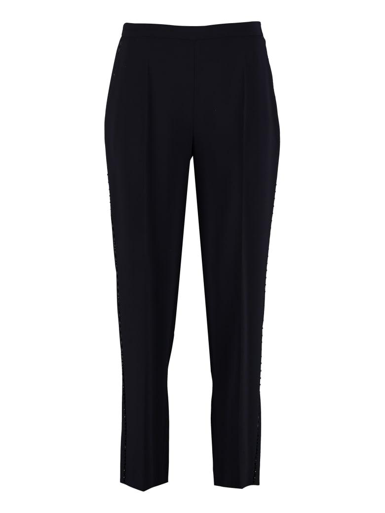 Max Mara Studio Tailored Trousers - blue