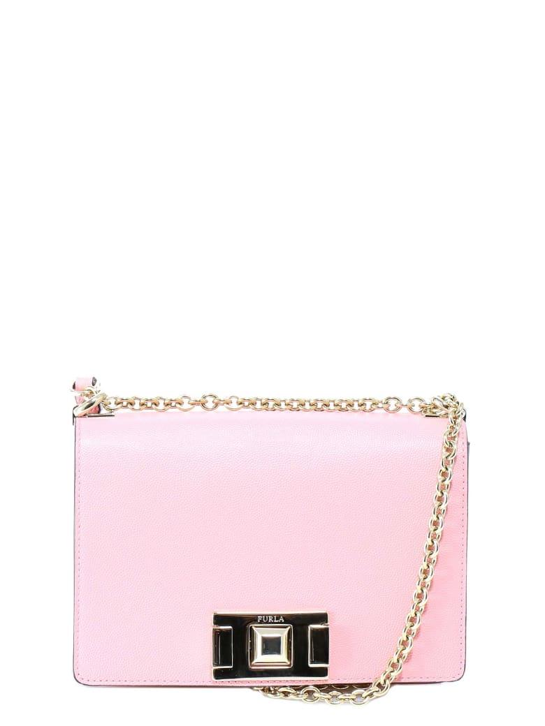 Furla Mimi Shoulder Bag - Pink