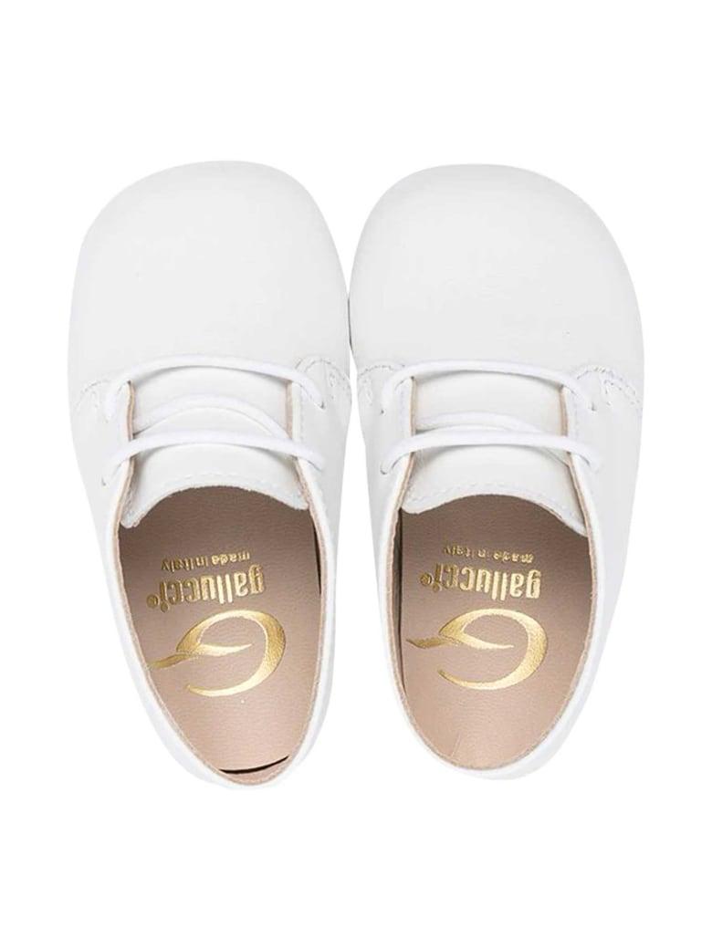 Gallucci White Shoes - Bianco