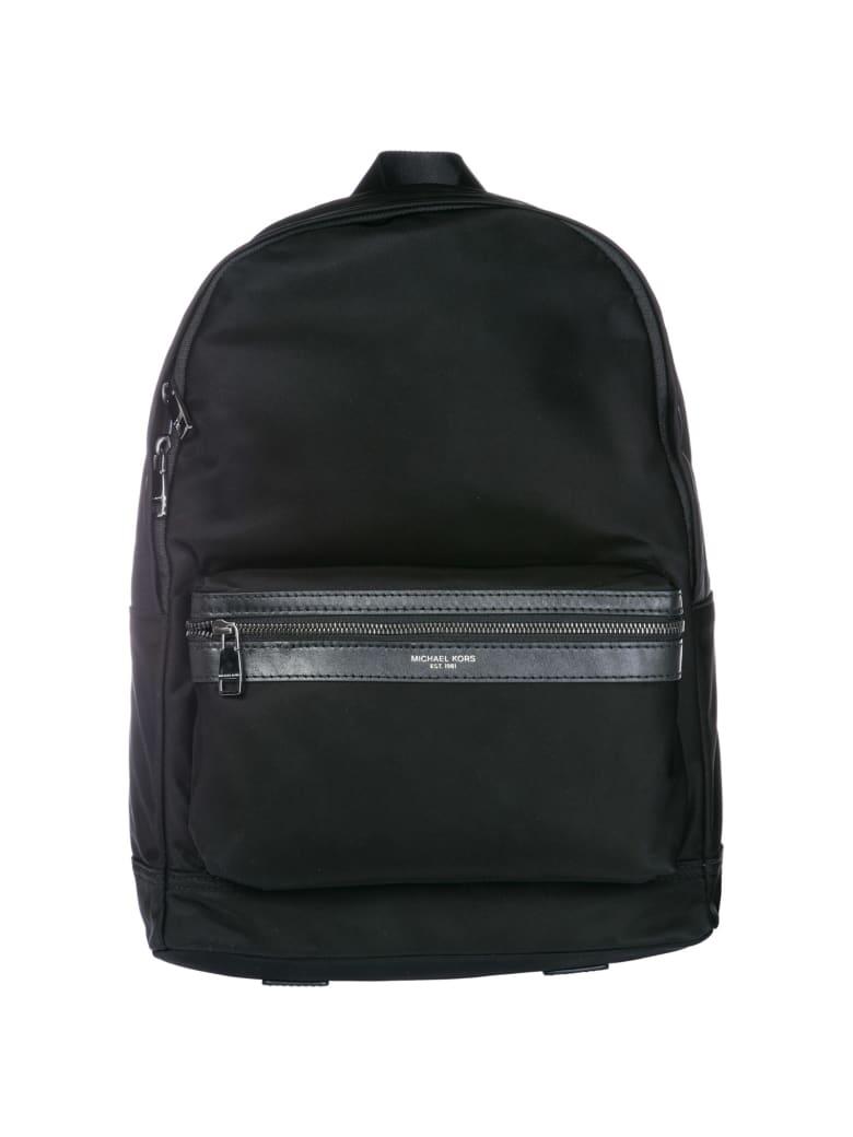 Michael Kors Kent Backpack - Black