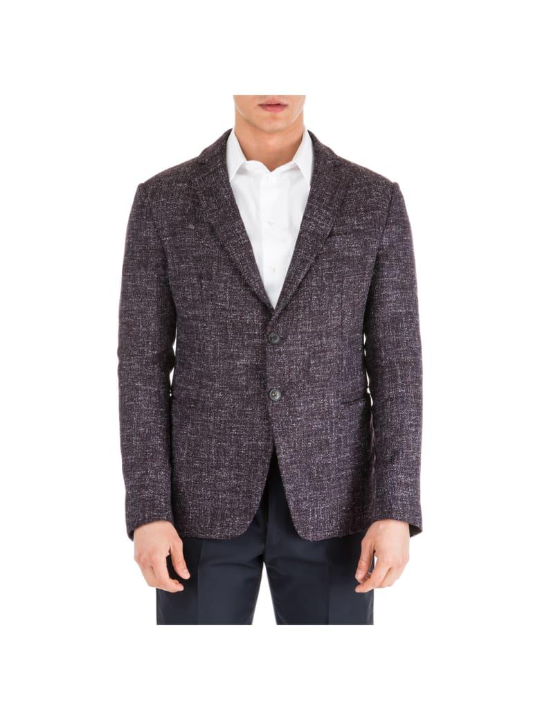 Emporio Armani  Jacket Blazer - Bordeaux