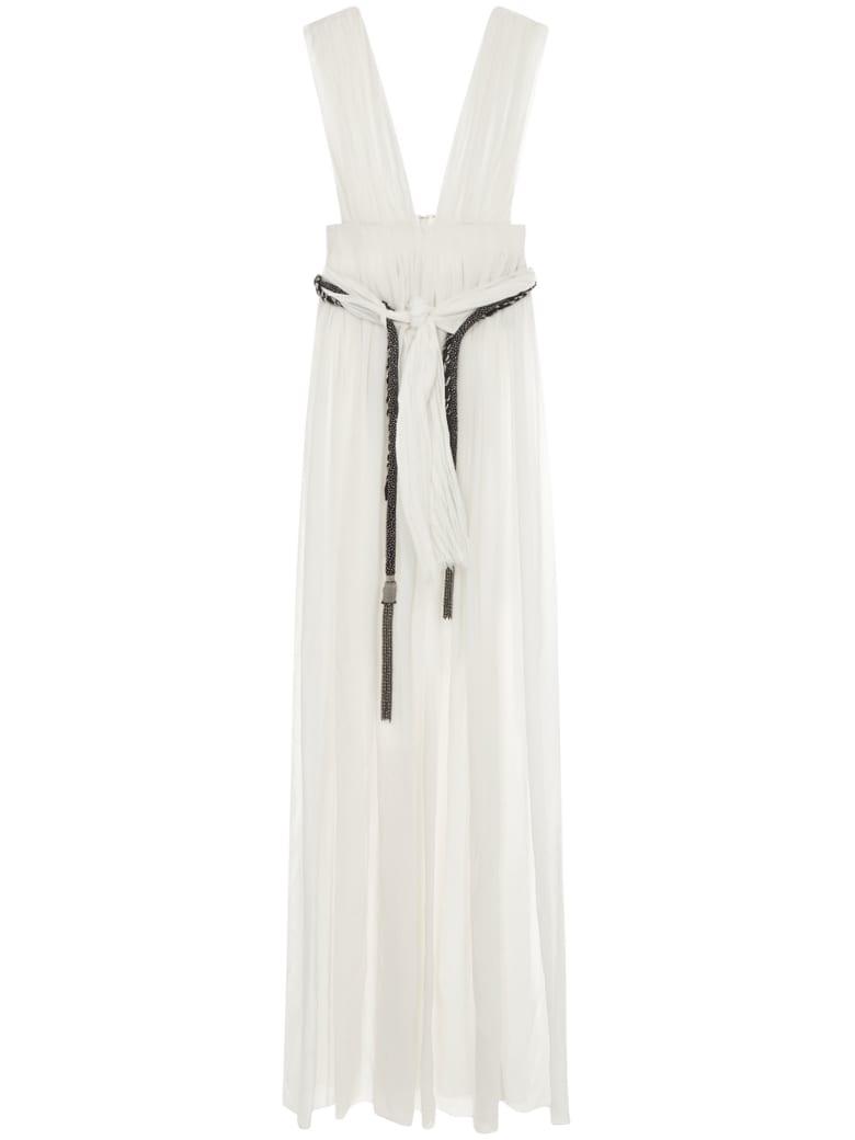 Saint Laurent Dress - White