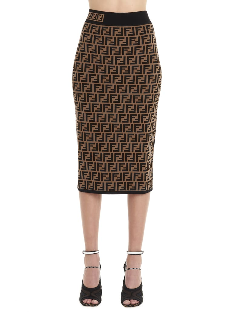 Fendi Skirt - Multicolor