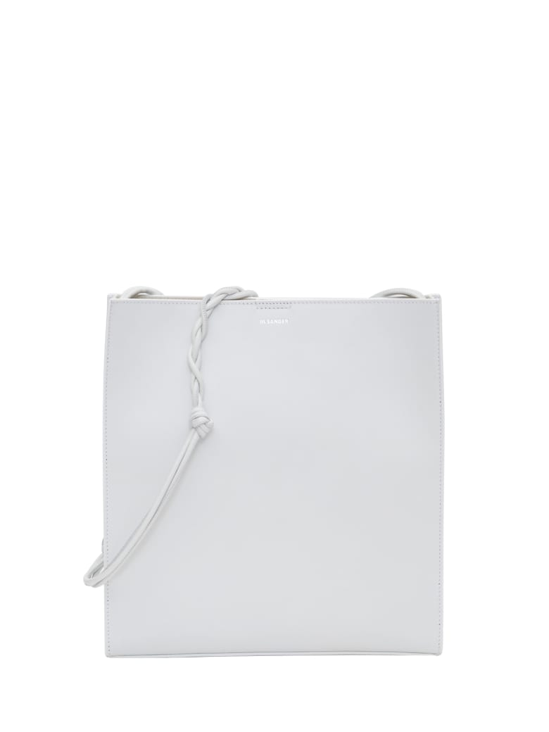 Jil Sander Tangle Medium Tote Bag - Bianco