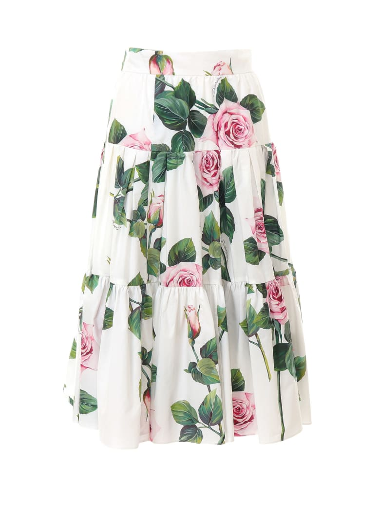 Dolce & Gabbana Skirt - White