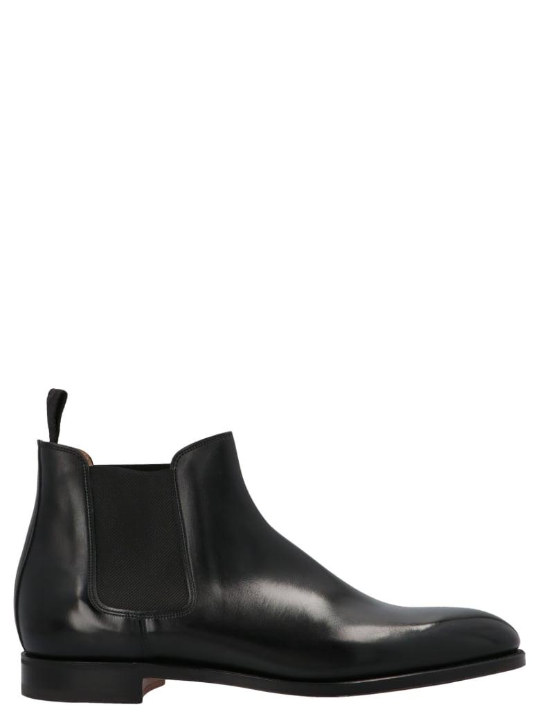 John Lobb 'lawry' Shoes - Black