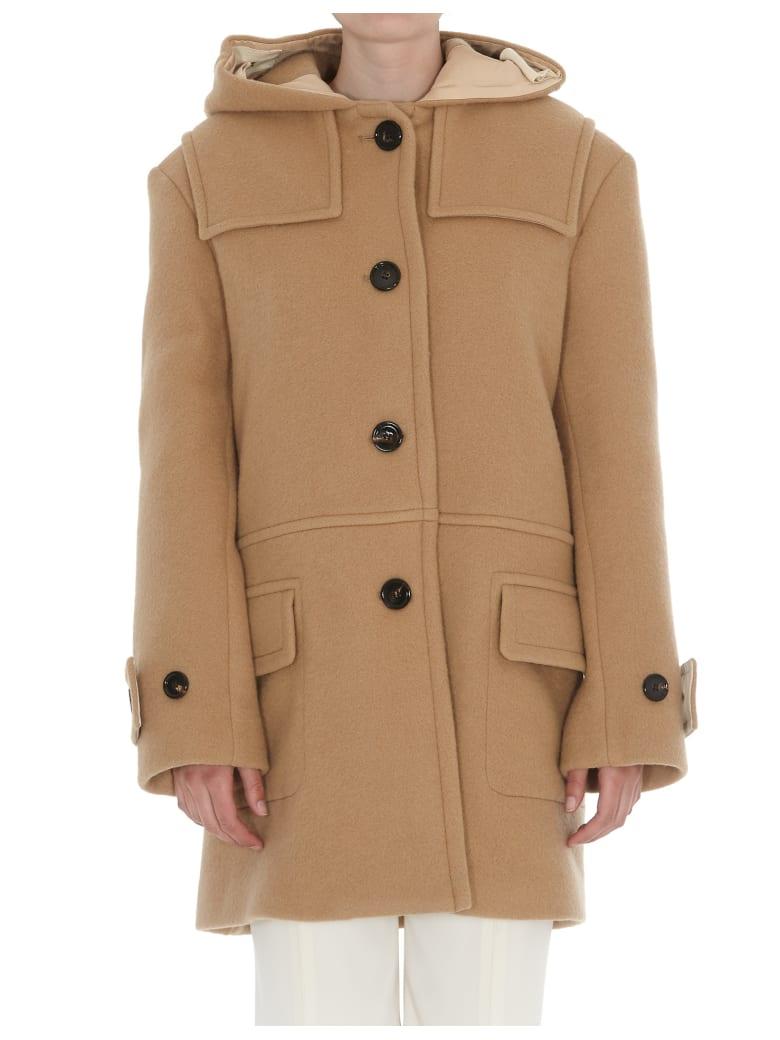 Chloé Coat - Brown
