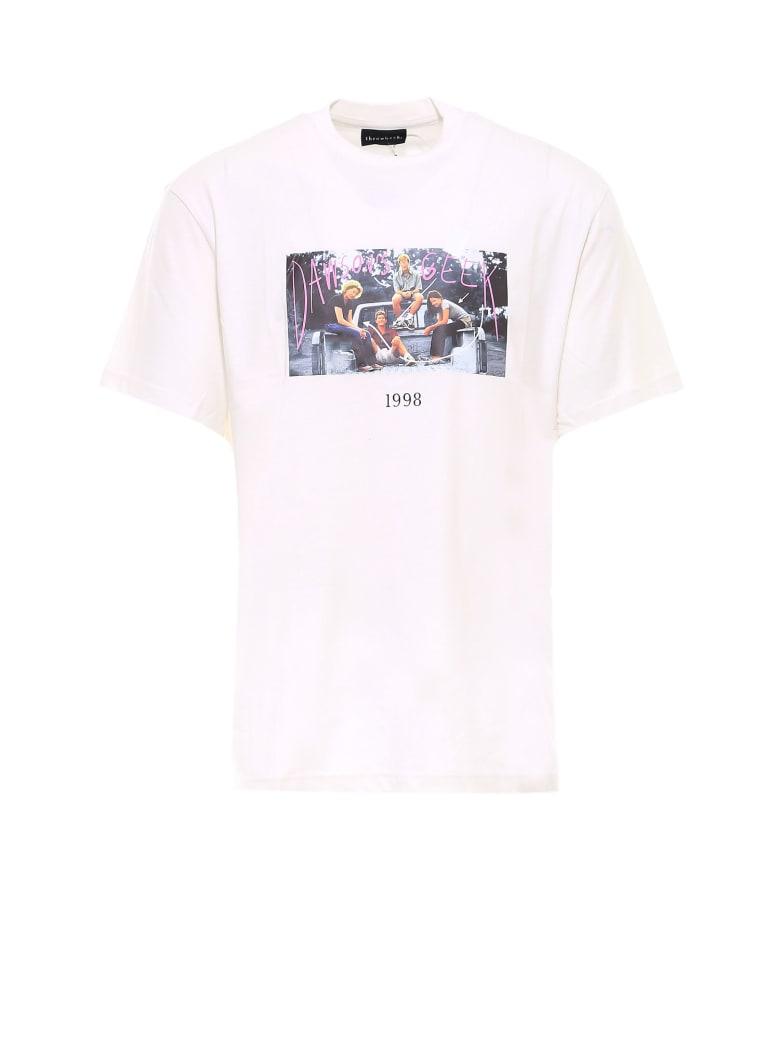Throwback Dawson T-shirt - White