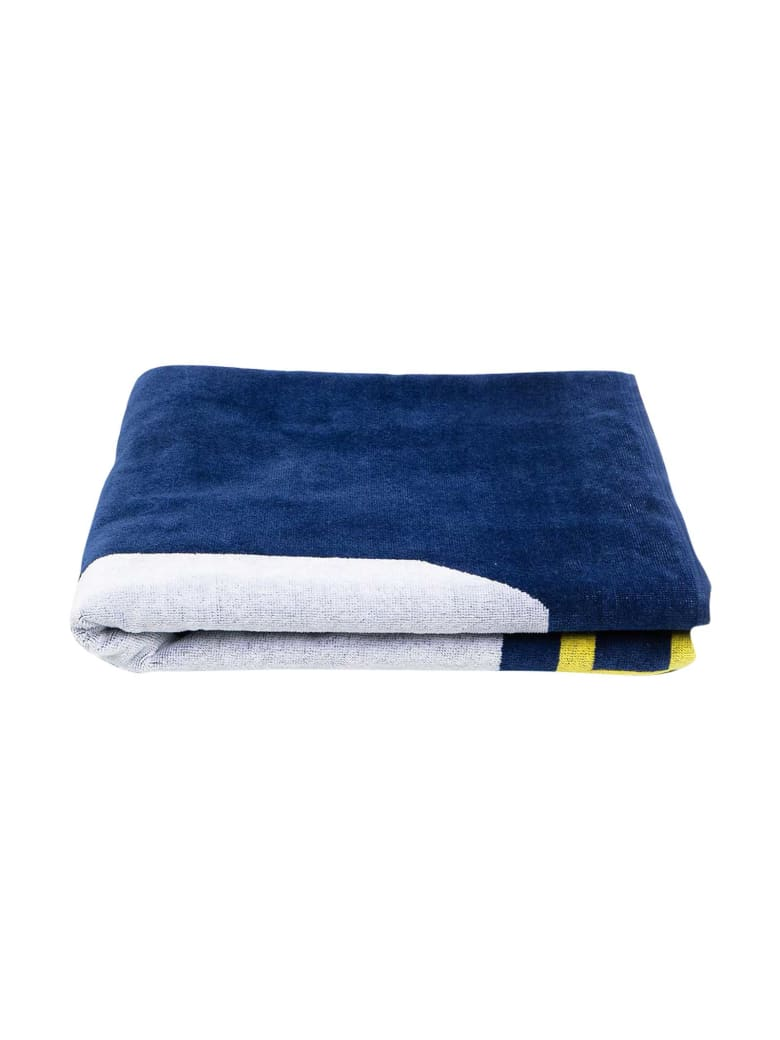 Dsquared2 Blue Towel - Blu