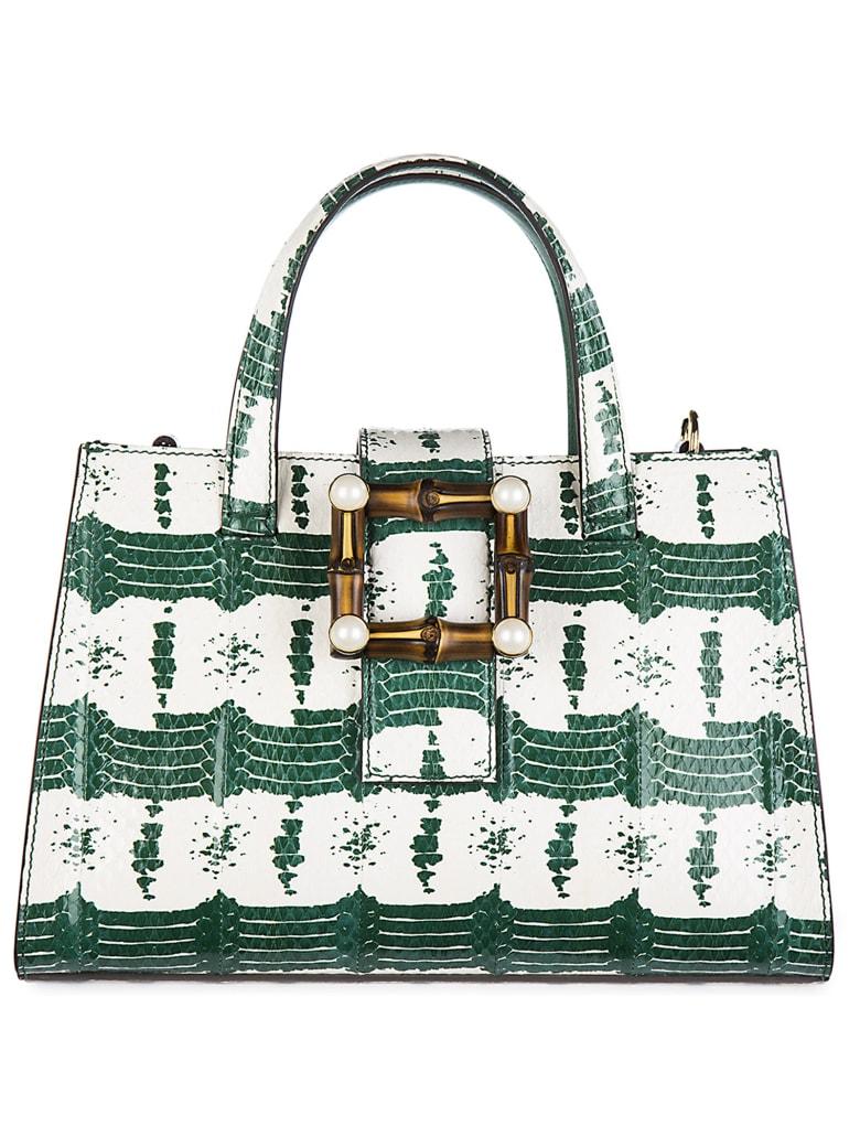 Gucci Nymphaea Handbags - Verde