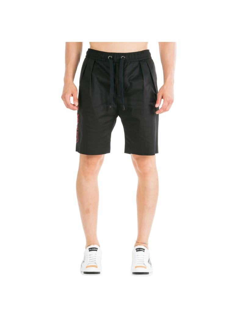 Dolce & Gabbana  Shorts Bermuda - Nero