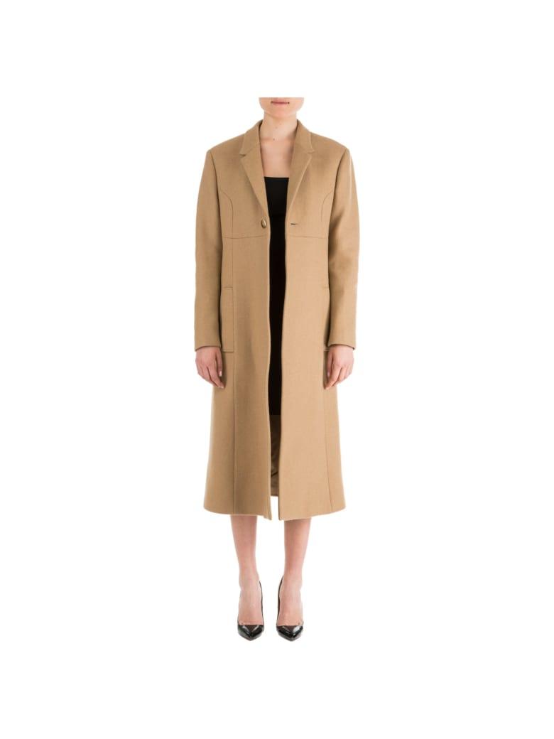 Neil Barrett Tropez Coats - Camel
