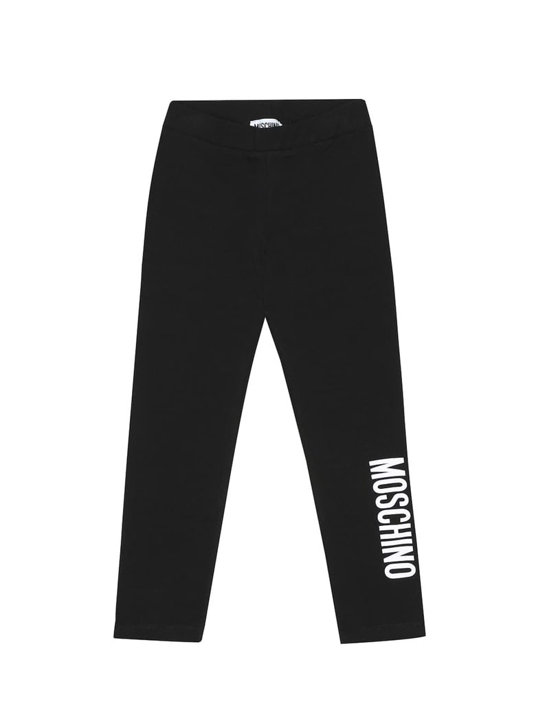 Moschino Black Leggings - Black