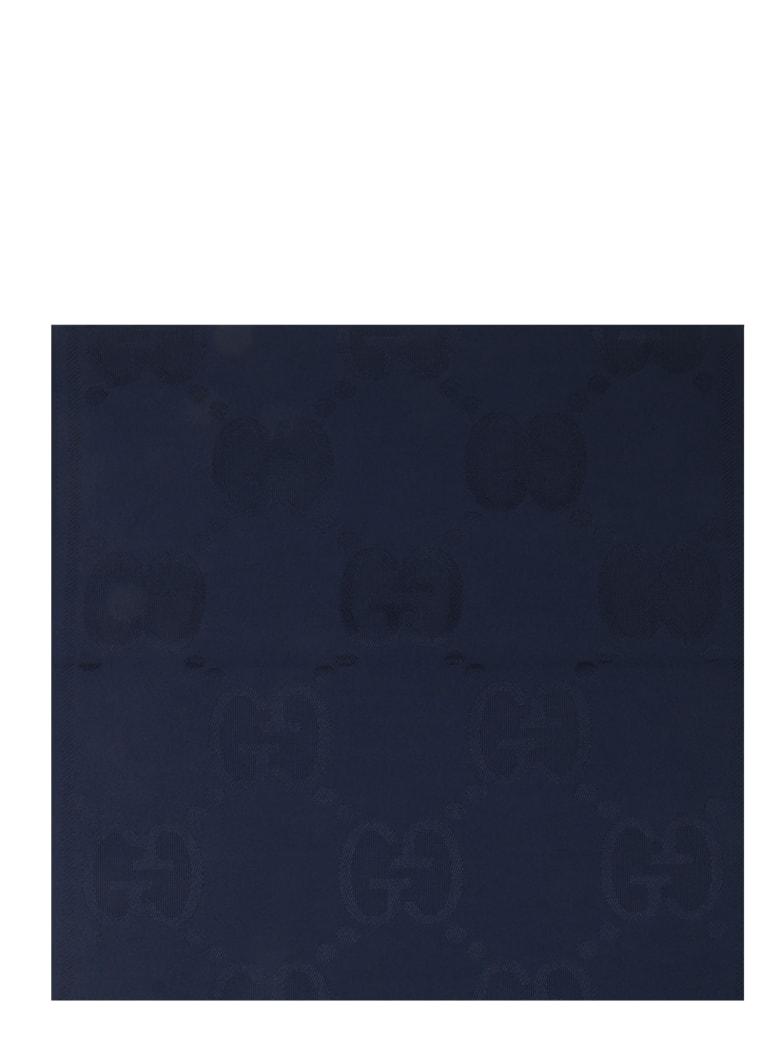 Gucci Scarf - Blue
