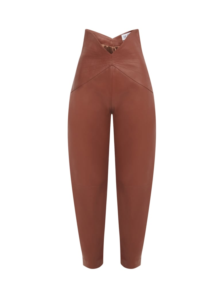 The Attico Trousers - Marrone