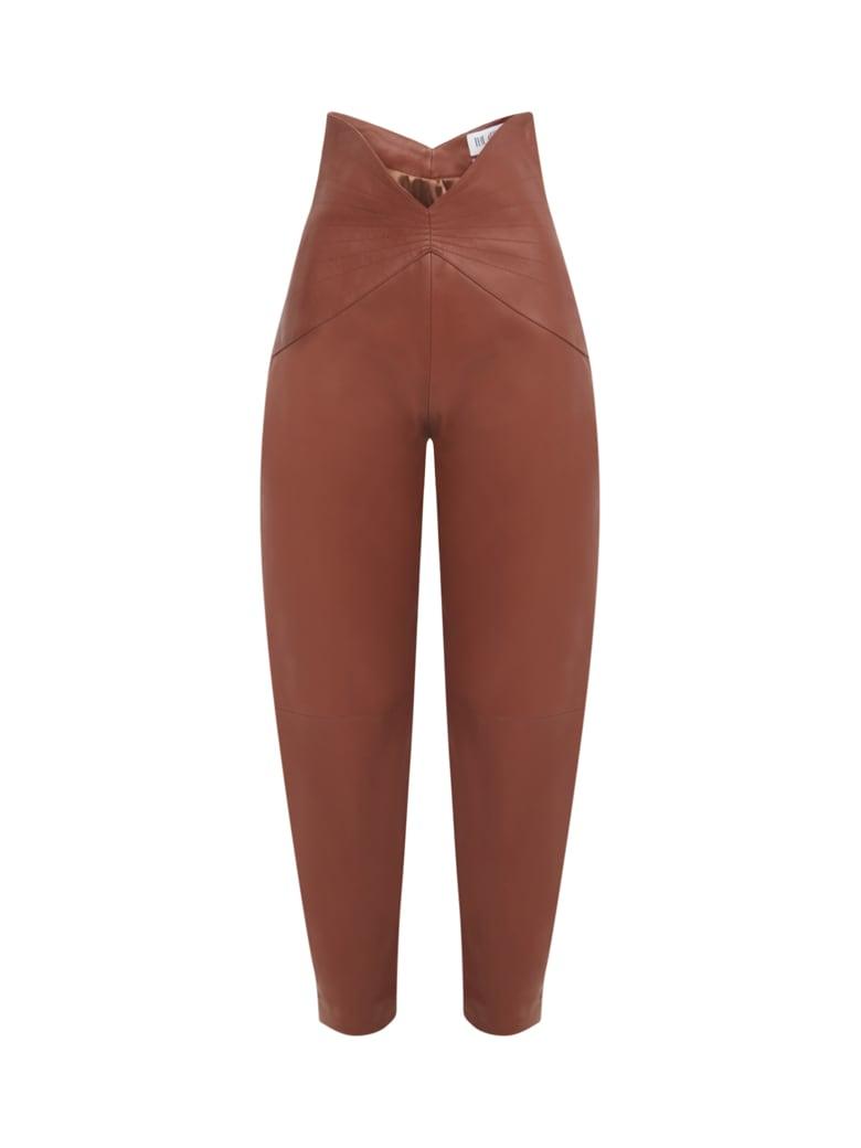 The Attico Trousers - Brown