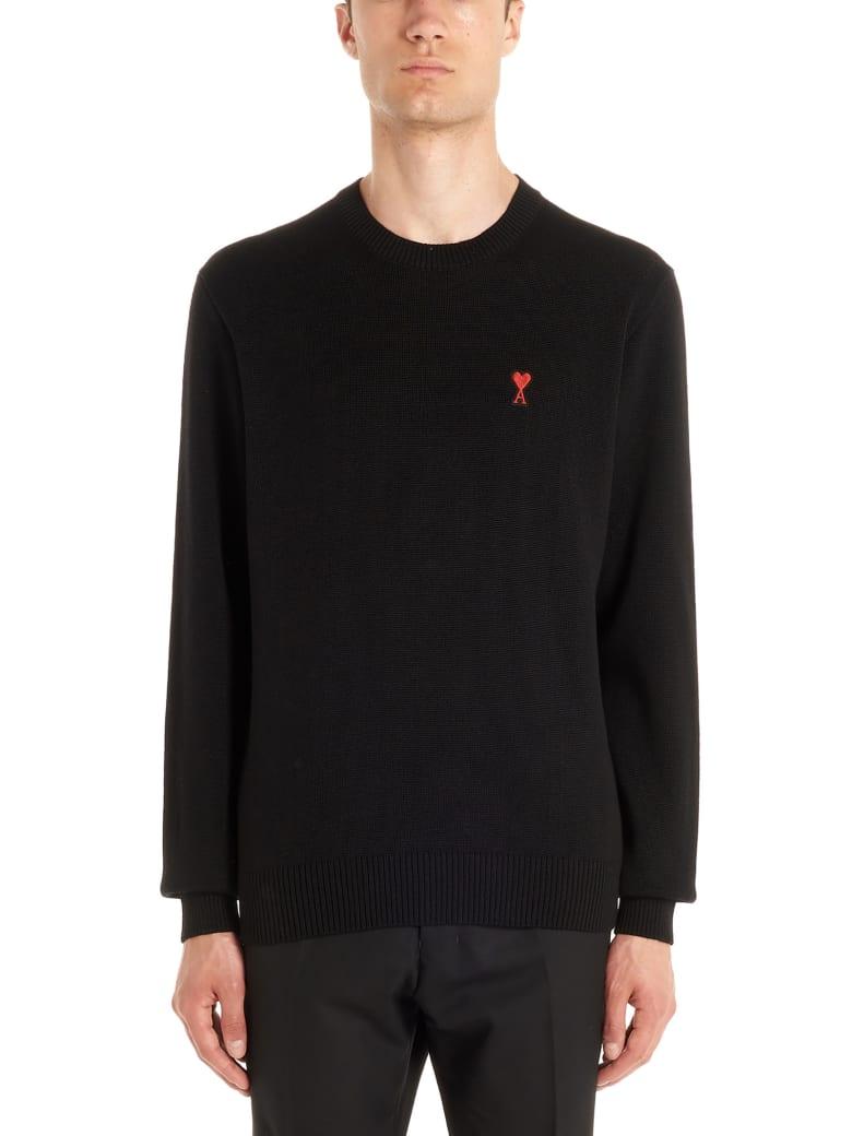 Ami Alexandre Mattiussi Sweater - Black