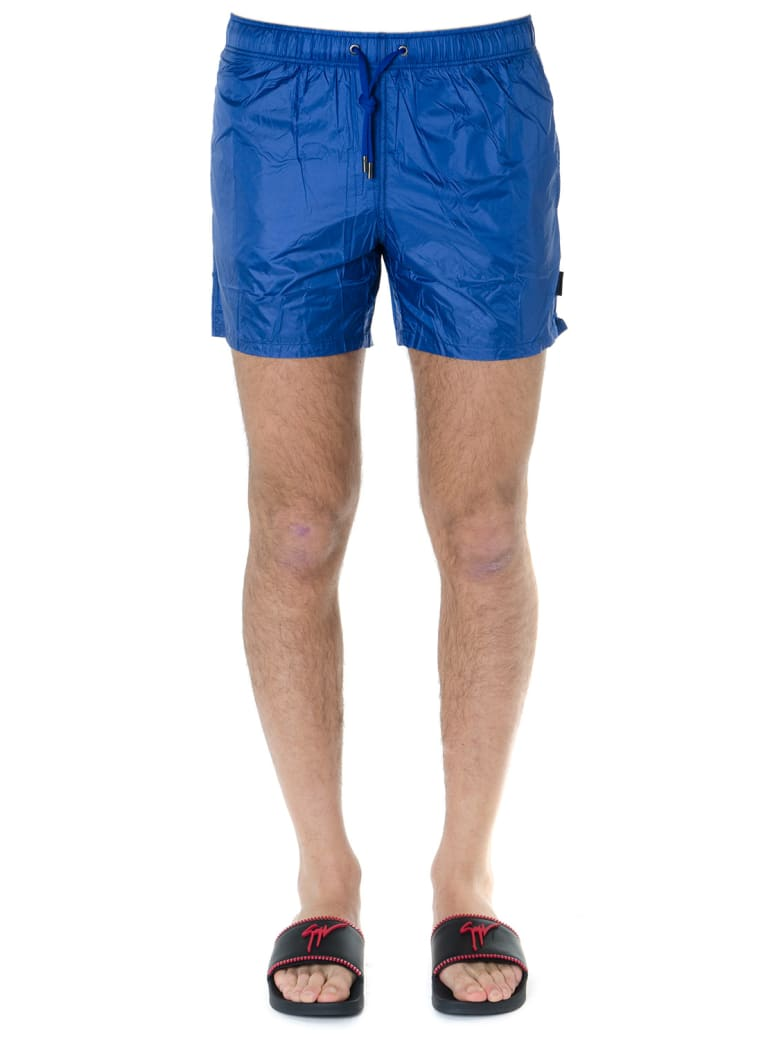 Ermenegildo Zegna Bluete Nylon Swim Short - Bluette