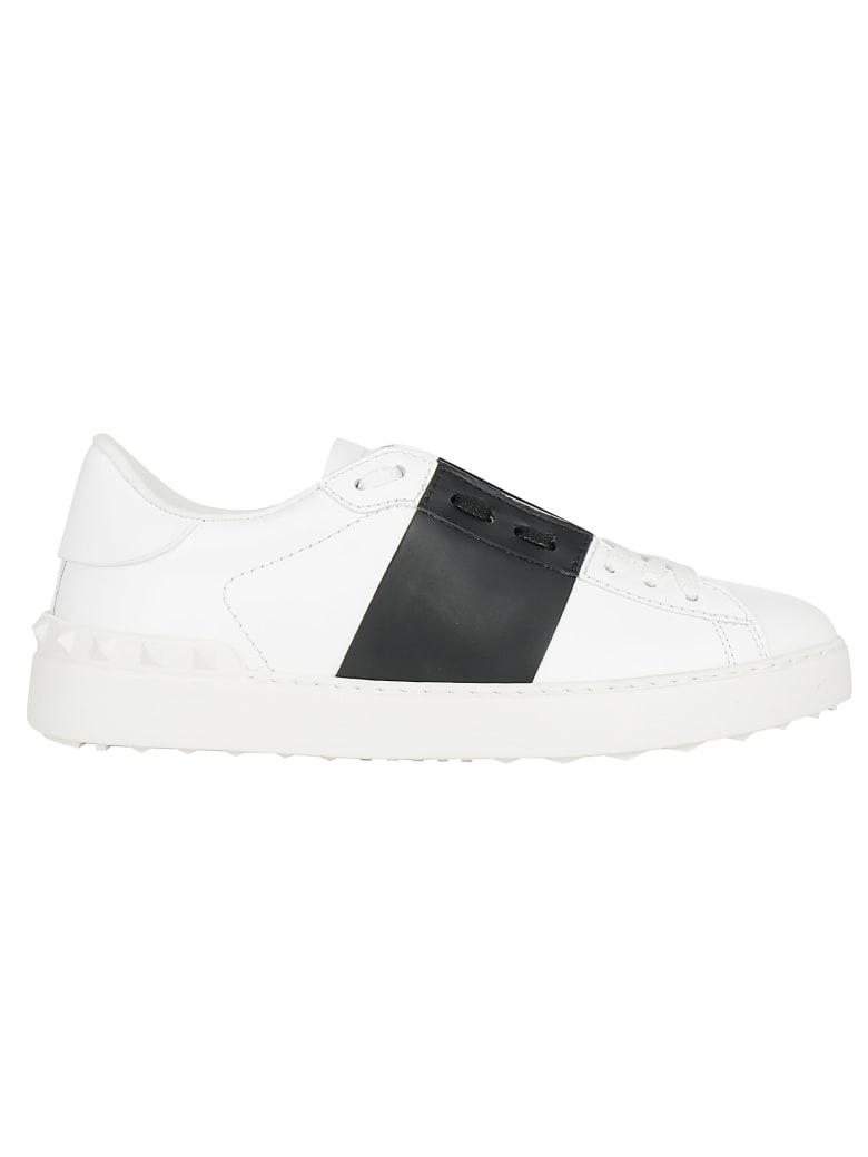 Valentino Garavani Sneakers - Bianco/nero/bianco