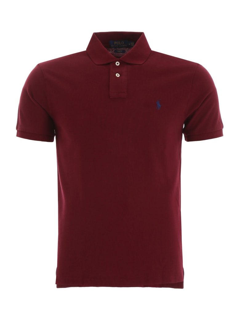 großer Rabatt gut Infos für Best price on the market at italist | Polo Ralph Lauren Polo Ralph Lauren  Pony Polo Shirt
