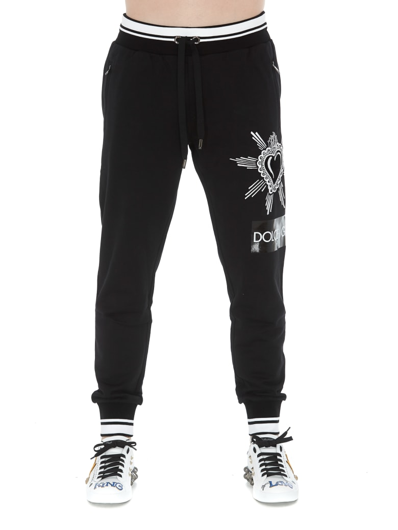 Dolce & Gabbana Sweatpants - Black