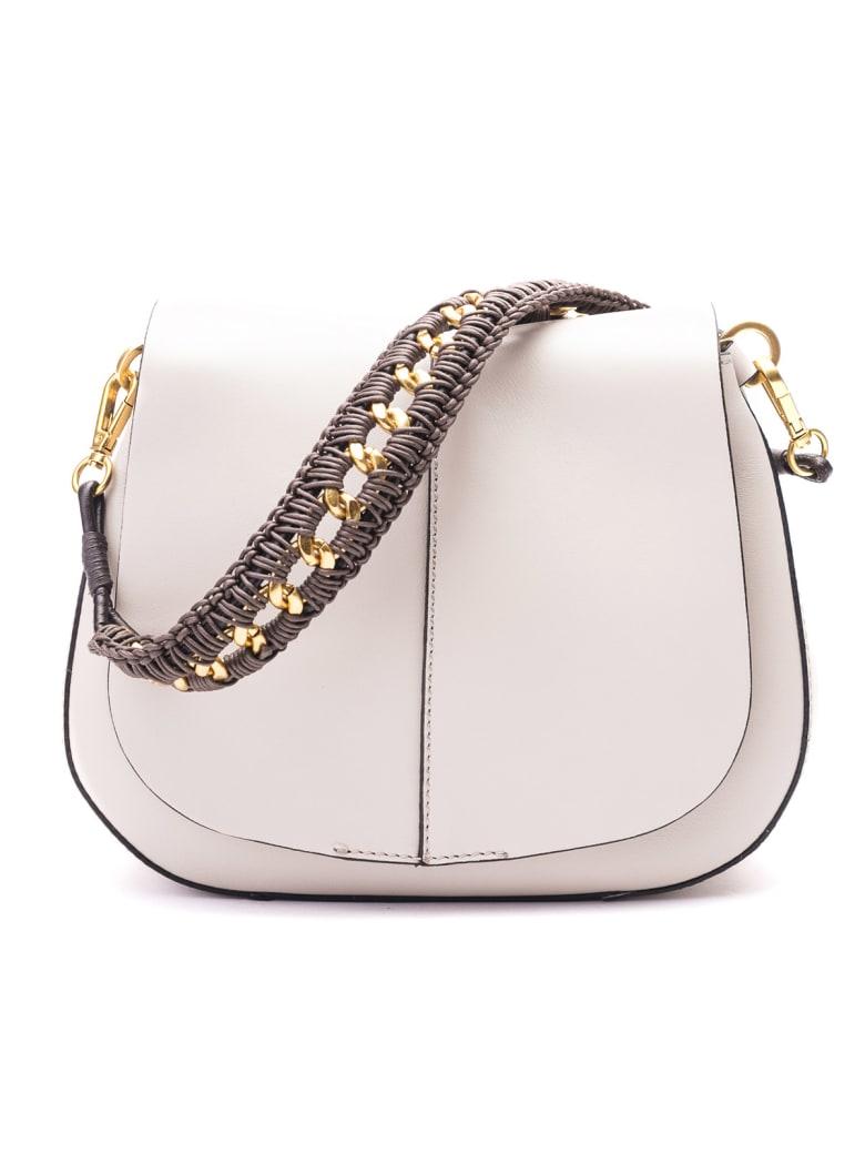 Gianni Chiarini Top Handle Bag - LINEN
