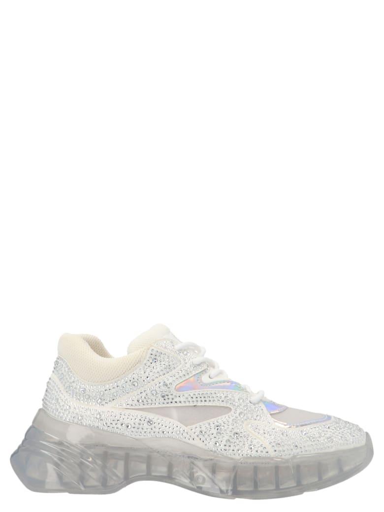 Pinko 'rubino Diamond' Shoes - White