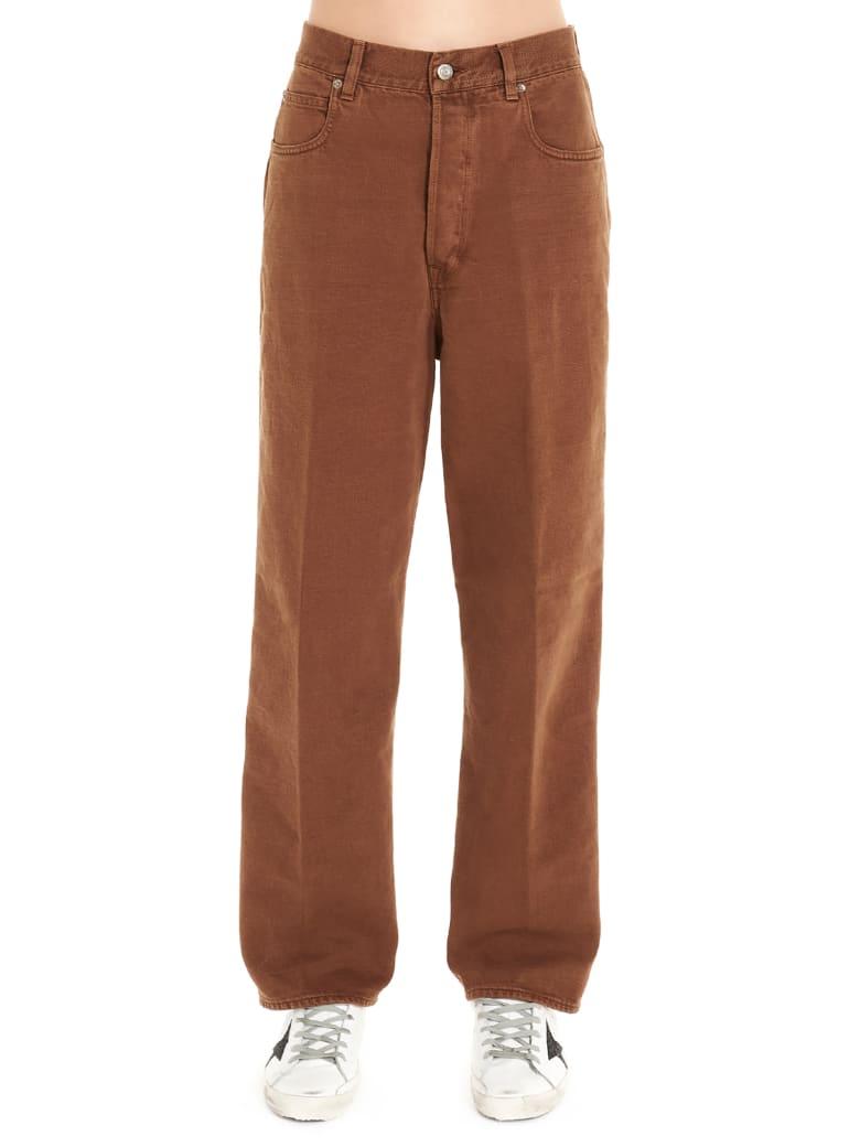 Golden Goose 'kim' Jeans - Brown