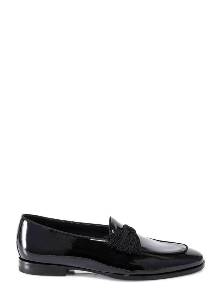 Tagliatore Loafer - Black
