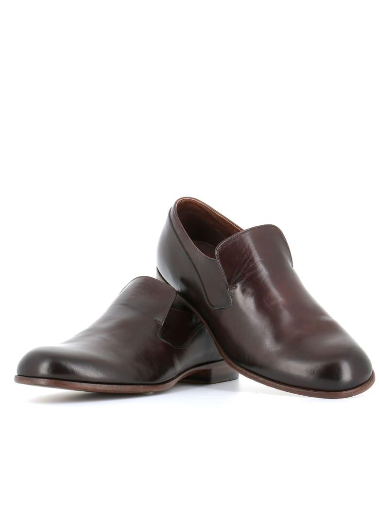 "Pantanetti Slippers ""12622g"" - Brown"