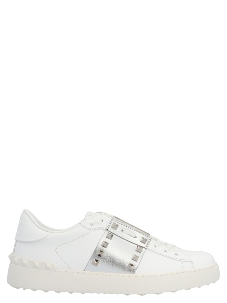 Valentino Garavani 'untiled' Shoes - White