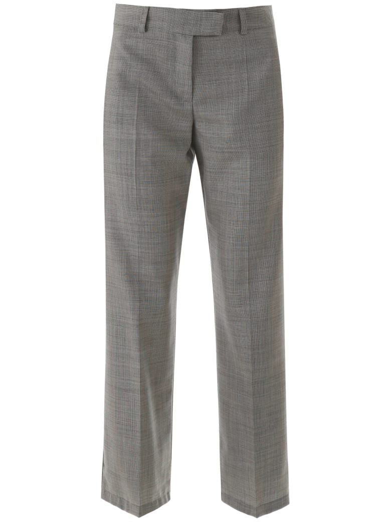 A.P.C. Cece Trousers - ANTHRACITE (Grey)