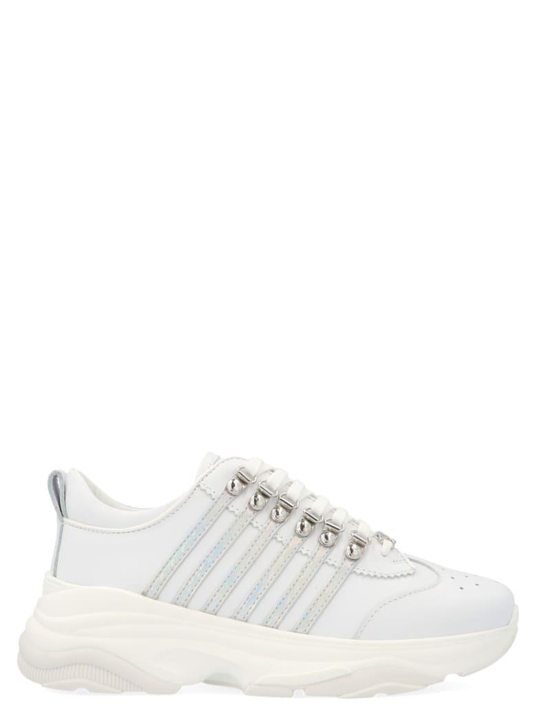 Dsquared2 'bumpy 251' Shoes - White