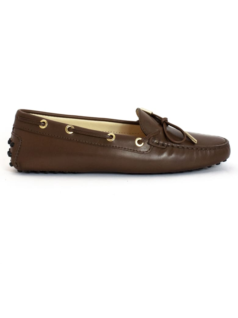 Tod's Gommino Driving Shoes - Cuoio