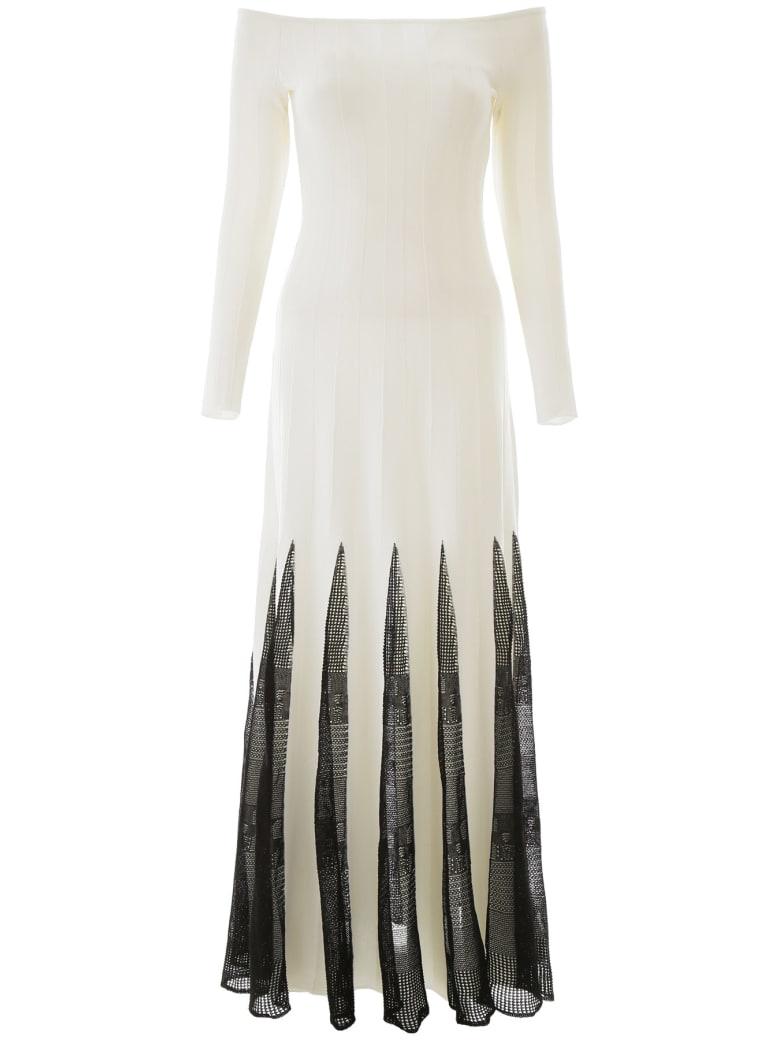 Gabriela Hearst Sylvie Dress - IVORY BLACK (White)