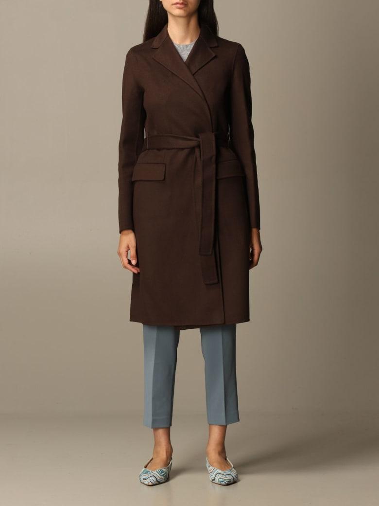 Theory Coat Coat Women Theory - Dark
