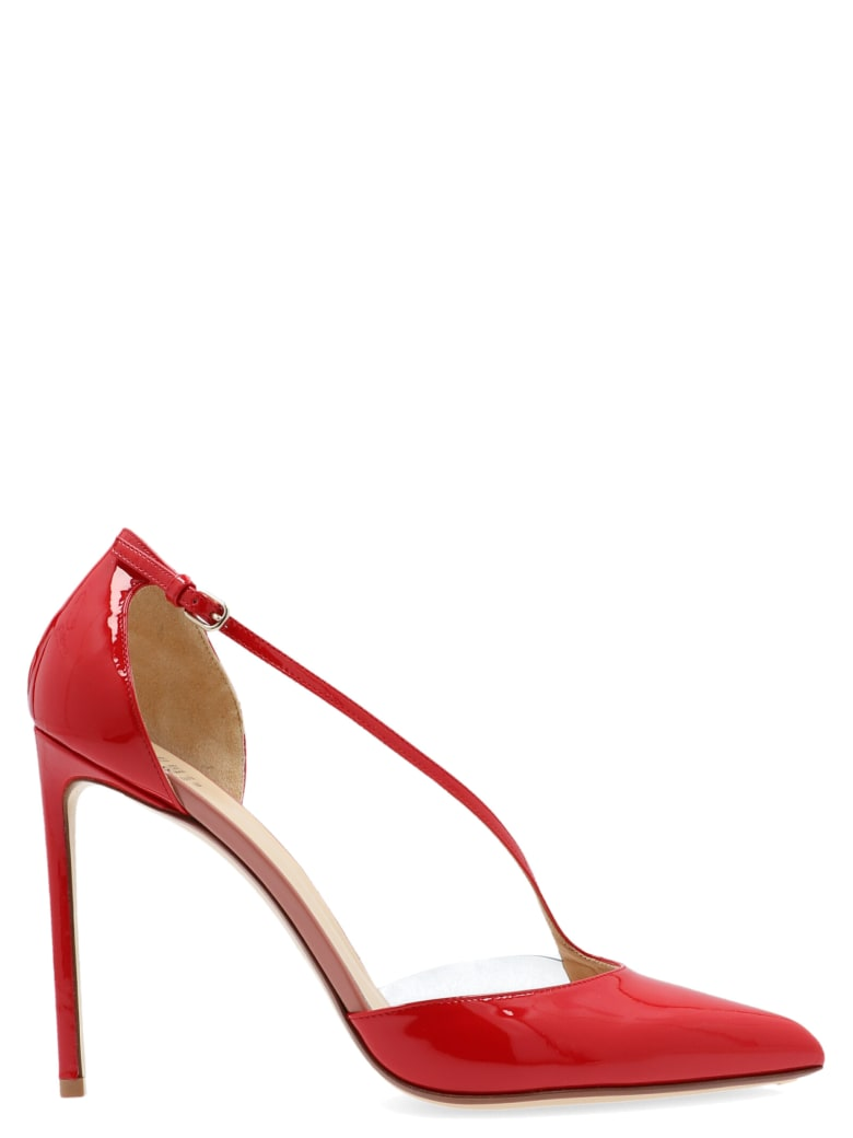 Francesco Russo Shoes - Red