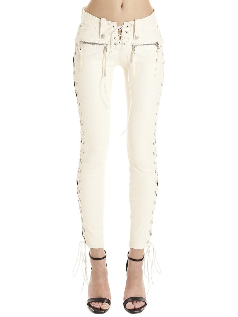 Ben Taverniti Unravel Project Pants - White