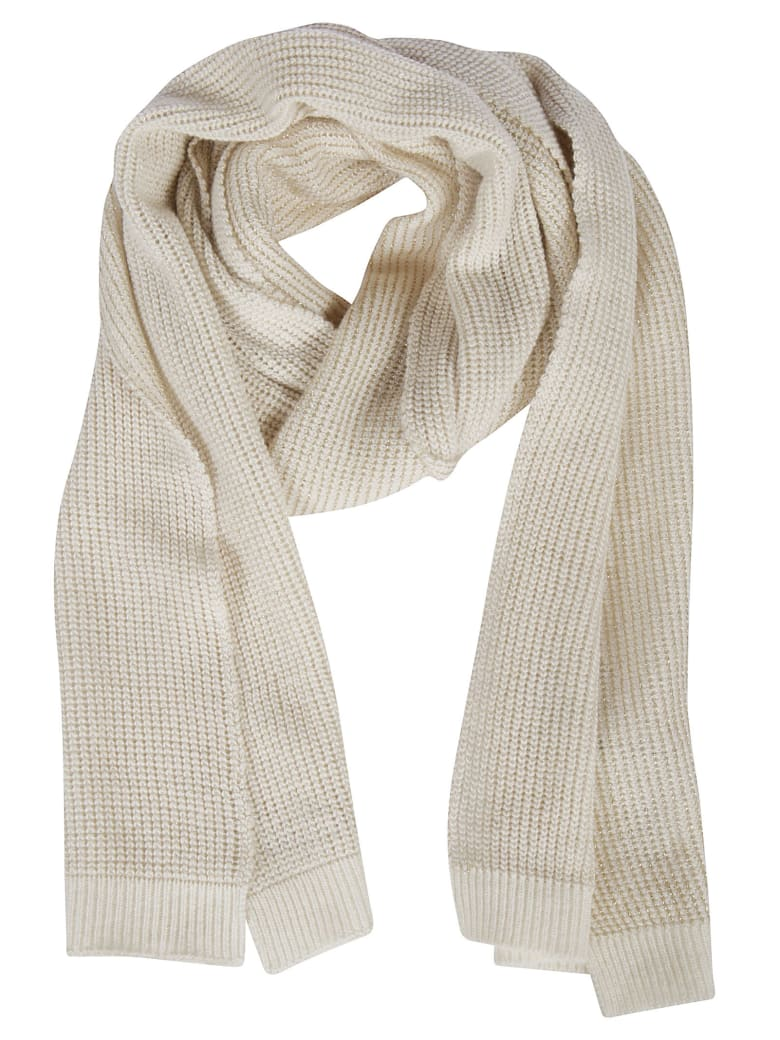 Be Blumarine Knitted Scarf - pink