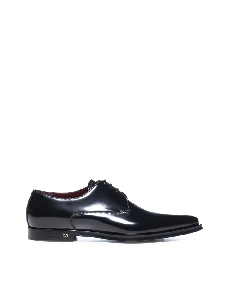Dolce & Gabbana Laced Shoes - Nero