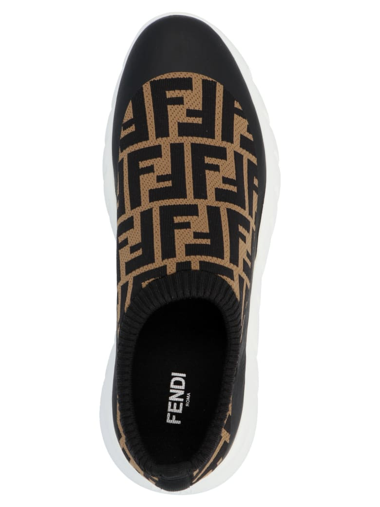 Fendi Shoes - Brown