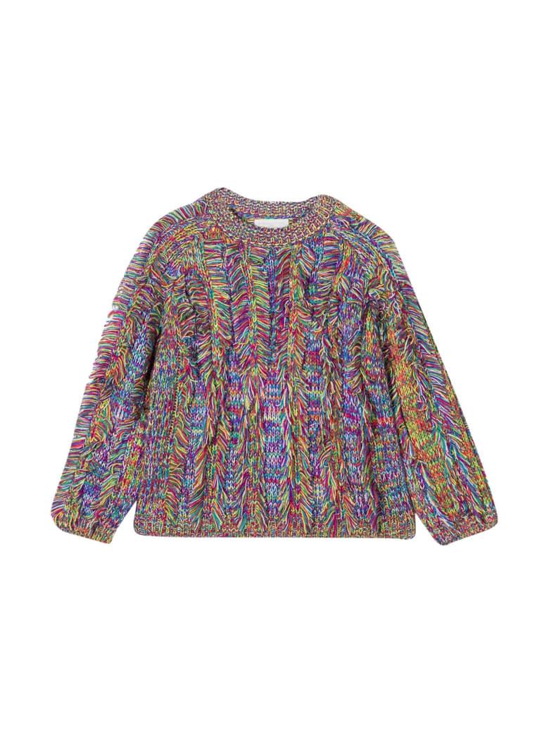 Stella McCartney Kids Multicolored Teen Sweater - Multicolor