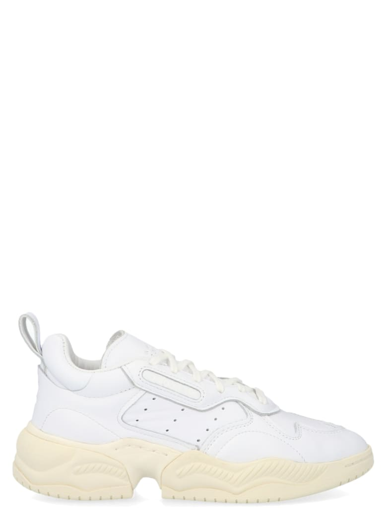 Adidas Originals 'supercourt Rx' Shoes - White