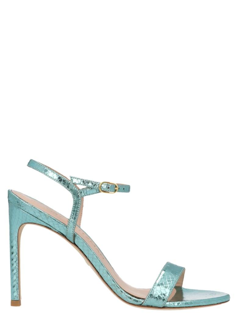 Stuart Weitzman 'nunakedsong' Shoes - Azzurro